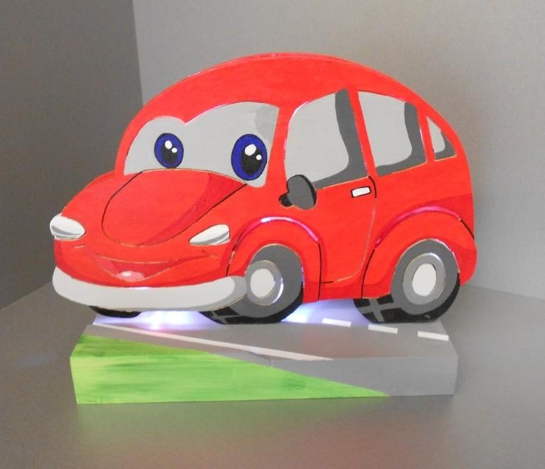 LED Nachtlicht Auto