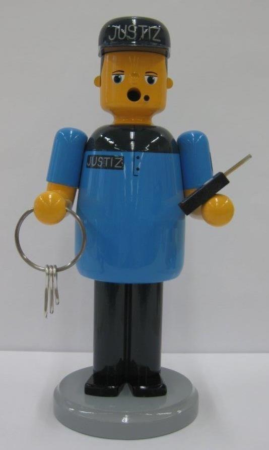 Raeuchermann Justizbeamter