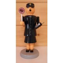Räucherfrau Polizistin