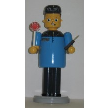 Raeuchermann Polizist