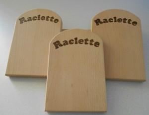 Raclettebrettchen